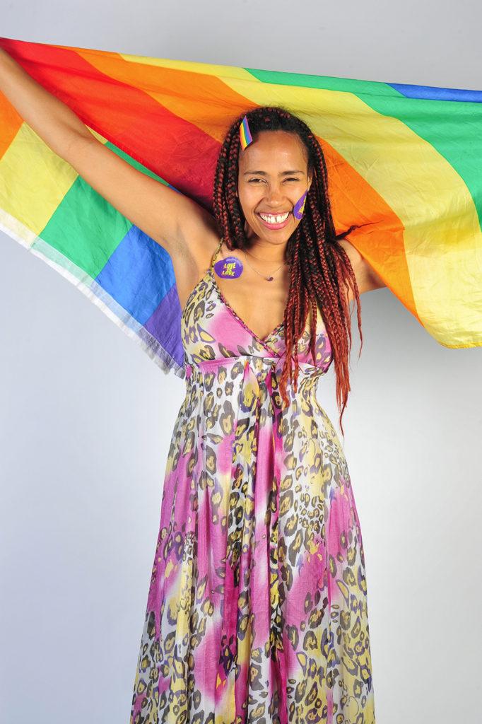 Ming de Nasty Pride Portraits