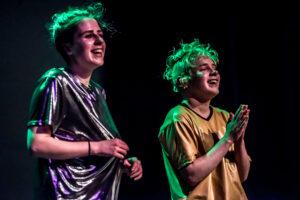 Plaster Cast Theatre: Sound Cistem