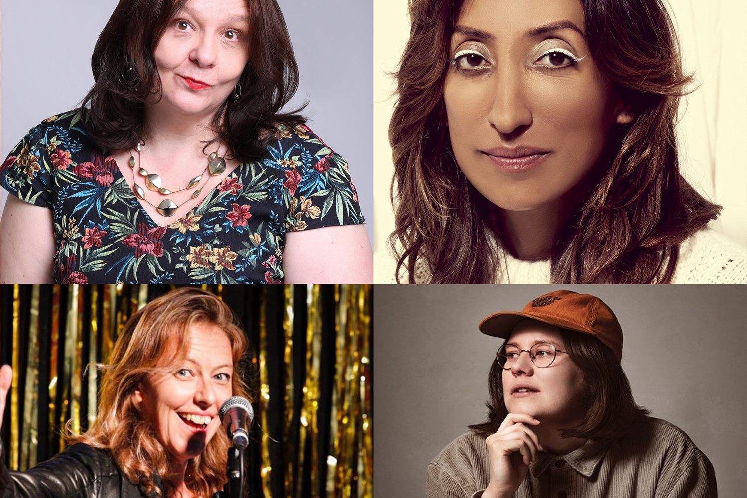MY Comedy Night, with Maureen Younger, Shazia Mirza, Rosie Wilby & Chloe Petts