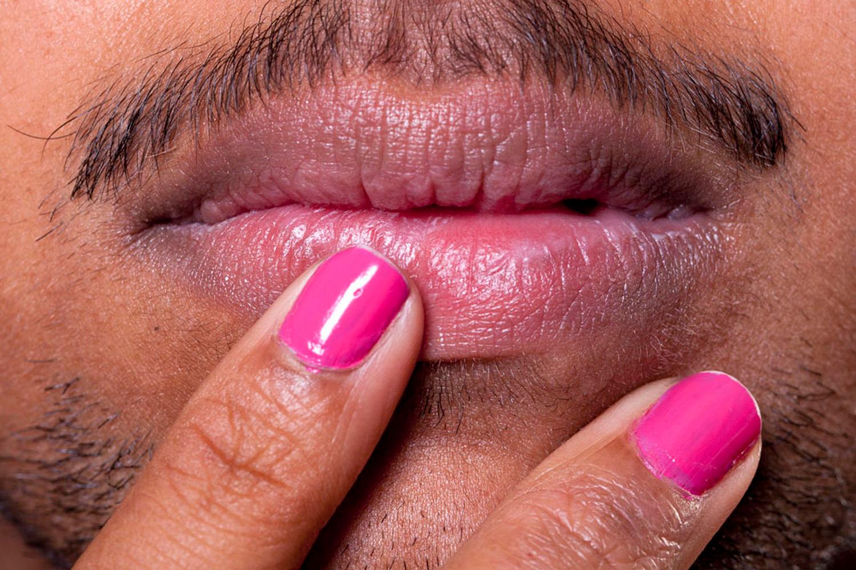 People Like Us: Krishna Lips (c) Holly Revell