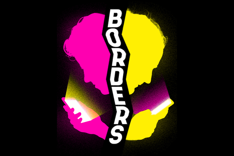 BORDERS, by Neta Gracewell