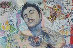 Oliver Bliss Tapestry 2